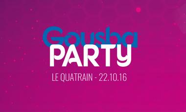Visuel du projet Gousba Party, le phénomène qui veut faire bouger les villes autour de Nantes