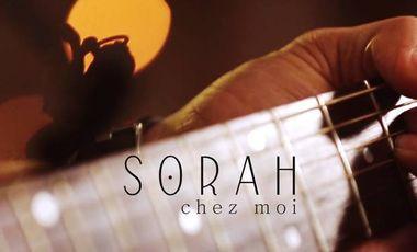 """Project visual Deuxième EP de SORAH """"Chez moi"""""""