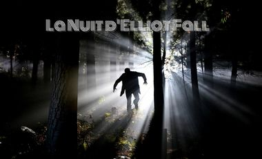 Project visual La Nuit d'Elliot Fall