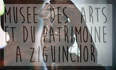 Project visual Musée des Arts et du Patrimoine / Ziguinchor