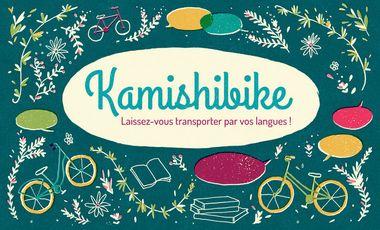 Project visual Kamishibike