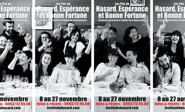 Visueel van project Les Fils de Hasard, Espérance et Bonne Fortune