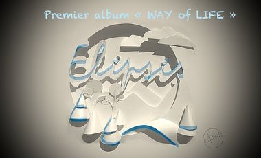 "Project visual ELIPSIS 1er album ""Way of life"""