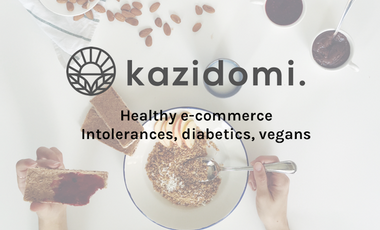 Visueel van project Kazidomi - L'e-commerce 100% healthy