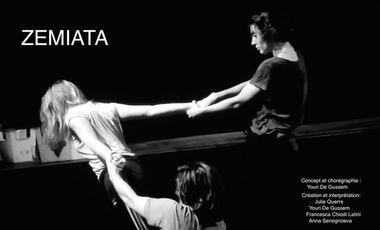 Visuel du projet Zemiata Création à Corfou 2016 - Youri De Gussem