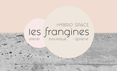 "Project visual ""Les Frangines""hybrid space"