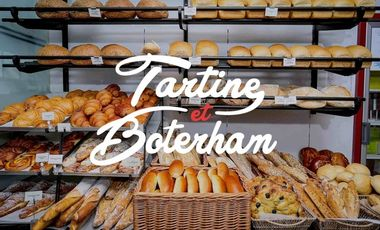 Visueel van project Tartine et boterham