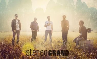 Visueel van project Stereo Grand's new Album !!!