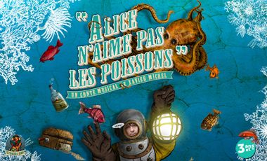 Project visual Alice n'aime pas les poissons