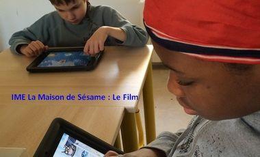 Project visual La Maison de Sésame : un film qui montre comment ouvrir la porte de l'inclusion sociale pour 4 jeunes avec autisme