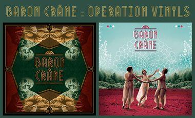 Project visual Baron Crâne : Operation VINYLS