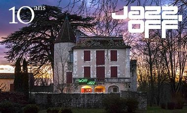 Visueel van project JazzOff, 10 ans