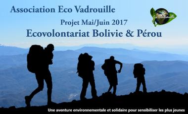 Project visual Ecovolontariat 2017 Bolivie/Pérou - Eco Vadrouille