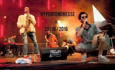 Visueel van project HYPERTENDRESSE // VSSVD 2ème EP