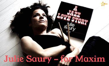 Visuel du projet For Maxim A jazz love Story