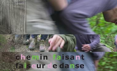 Project visual SAISONS - Automne - Chemin faisant, faiseur de danse