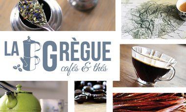 Visueel van project La Grègue - cafés & thés... et produits créoles !
