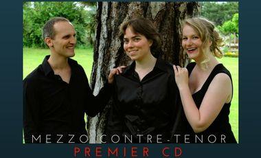 Visuel du projet Mezzo contre-ténor : Soutenez notre premier CD!