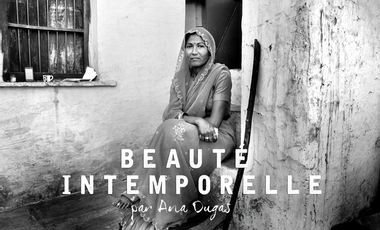 Project visual Beauté intemporelle par Ana Dugas