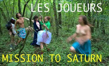 Visueel van project Les Joueurs / MISSION TO SATURN