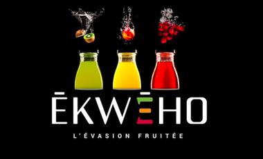 Project visual EKWEHO, les nouvelles boissons aux fruits BIO!