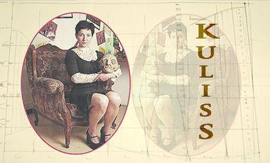 Visueel van project KulisS , création théâtre d'objet