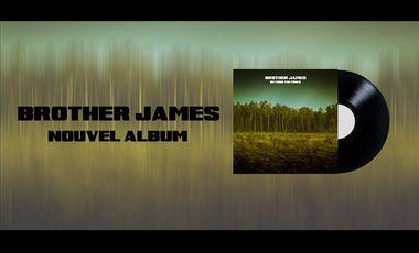 Project visual Aidez BROTHER JAMES à finaliser son NOUVEL ALBUM