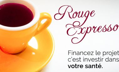 Project visual Rouge Expresso