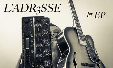 Visueel van project L'ADR3SSE // Premier EP