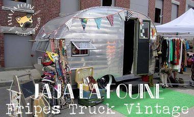 "Project visual Jaja la Fouine, premier ""Fripes Truck"" montpelliérain"