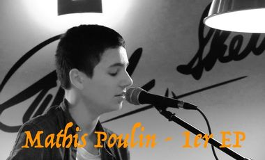 Project visual Mathis Poulin - mon 1er EP