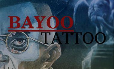 Project visual Salon de tatouage