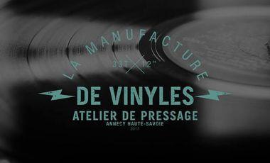 Visueel van project La Manufacture de Vinyles