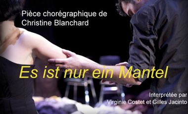 Visueel van project Danse - Es ist nur ein Mantel