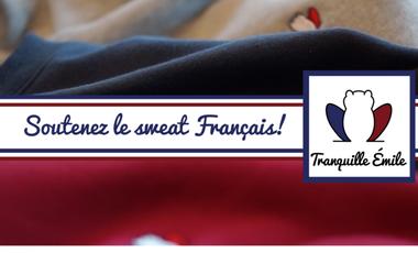 Visueel van project Le Sweat Fabriqué en France, imaginé à Megève face au Mont-Blanc !