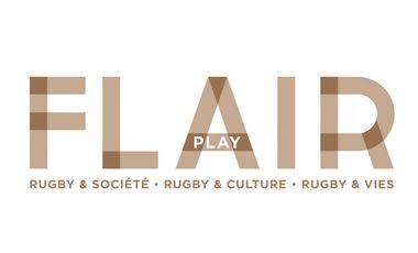 Project visual FLAIR-play, le magazine aux regards uniques sur le rugby