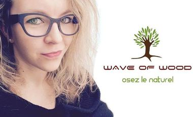 Project visual WAVE OF WOOD Objectif : Silmo 2017