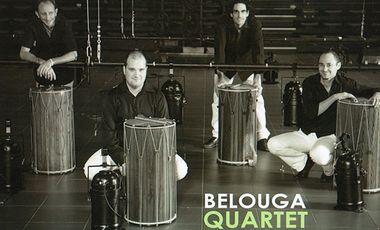 Project visual Un disque pour le Bélouga Quartet !