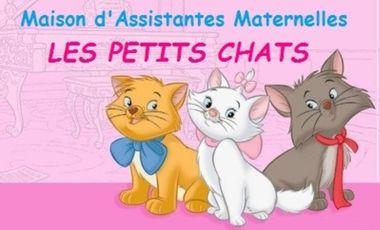 """Project visual Maison d'Assistantes Maternelles """"Les Petits Chats"""""""