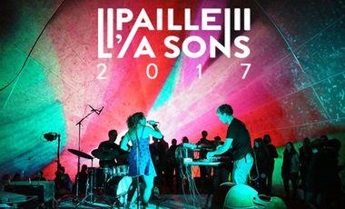 Visueel van project Festival L'Paille à Sons #3