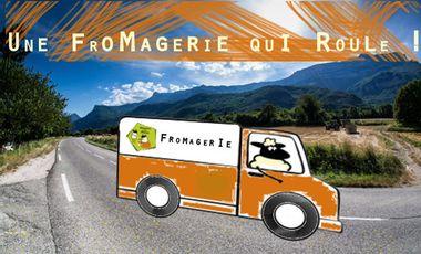 Visueel van project Une fromagerie qui roule !