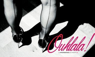 Project visual Ouhlala ! #lefanzinerotique de La BoOp's