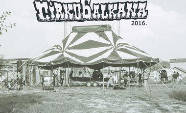Visueel van project let's buy a circus tent for Cirkobalkana!