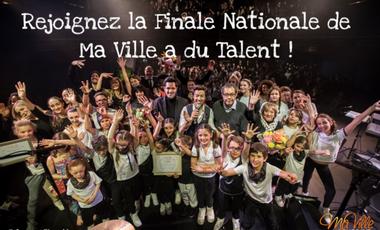 Visuel du projet Finale Nationale de Ma Ville a du Talent