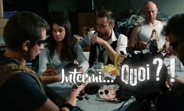 Project visual Intermi...Quoi?! la webserie