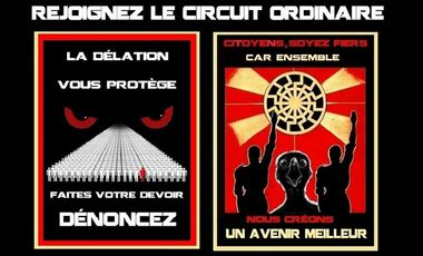 Project visual LE CIRCUIT ORDINAIRE
