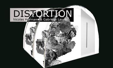 Visueel van project Distortion aux 70 ans de l'UMAM