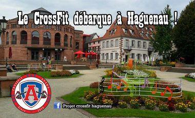 Visuel du projet Ta box de CrossFit à Haguenau !