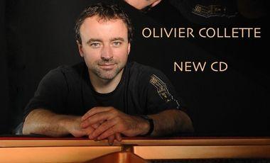 Project visual Nouveau disque d'Olivier Collette