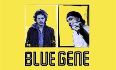 Visueel van project Blue Gene >> Du 2.0 au vinyle